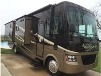 2012 Tiffin Allegro M35QBA Class A. This 2012 Tiffin