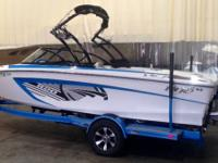JUST SHOWN UP - 2012 TIGE R20 w / PMC 5.0 L Motor with