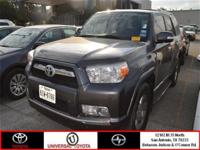Inspect out this Gray 2012 Toyota 4-Runner with 23k