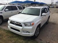 We are excited to offer this 2012 Toyota 4Runner. Your