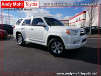 Exterior Color: blizzard pearl, Body: SUV, Engine: 4.0L