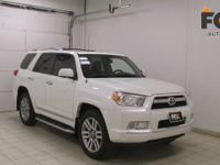 This 2012 Toyota 4Runner Limited is offered to you for