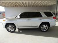 Sturdy and dependable, this Used 2012 Toyota 4Runner