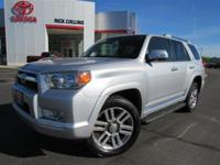 Heated leather seats and navigation!! This 2012 Toyota