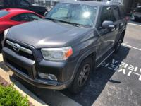 This outstanding example of a 2012 Toyota 4Runner SR5