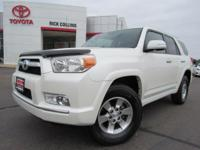This 2012 Toyota 4Runner comes equipped with power