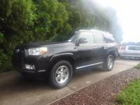 TOYOTA CERTIFIED 4X4 SR5 4 RUNNER. COME DRIVE THE