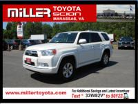 THIS 4RUNNER IS CERTIFIED! VALUE PRICED BELOW THE