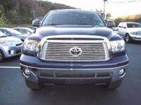 This 2012 Tundra is a LOW MILEAGE BEAUTY! It runs and