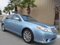 Exterior Color: blue, Body: Sedan 4dr Car, Engine: 3.5L