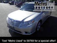 Leather Seats! Power Moonroof! Low mile Toyota