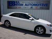 2012 Toyota Camry 4 Door Car. Our Area is: Costs Bryan