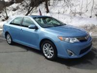 LOW MILEAGE CAMRY One Owner, Local Trade, Only Adult