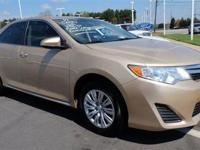 This 2012 Toyota Camry 4dr Sedan I4 Automatic Sedan