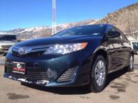 2012 Toyota Camry 4 Door Sedan LE Our Location is: