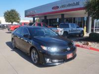 2012 Toyota Camry 4 Dr Sedan SE Our Location is: