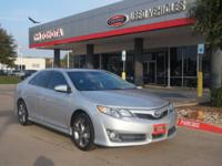 2012 Toyota Camry 4 Dr Sedan SE V6 Our Location is:
