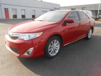 This 2012 Toyota Camry XLE might just be the sedan