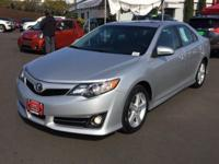 ONE OWNER PERFECT CARFAX!!! CAMRY SPORT EDITION WITH