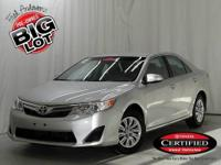 Camry SE and One owner accident free Carfax. Hold on to