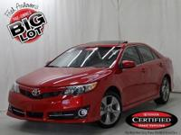 Moonroof Plan, Camry SE, Toyota Certified, Barcelona