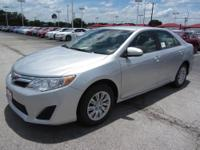 2012 Toyota Camry 4dr Car LE Our Location is: Classic