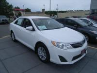 2012 Toyota Camry 4dr Sedan LE LE Our Location is: