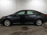 WOW!!! CHECK OUT THIS CAMRY XLE HYBRID!!! CLEAN NEW CAR