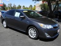 Say Yes To Express!! 2012 Toyota Camry Hybrid XLE 2.5L