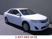 New Arrival! CARFAX ONE OWNER! TOYOTA CERTIFIED! CAMRY