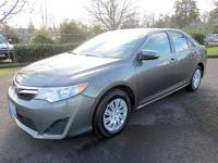 TOYOTA CERTIFIED, CLEAN CARFAX, ONE OWNER!, And
