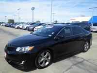 NEW LOWER PRICE and ONE OWNER. Toyota Certified and