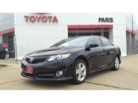 The 2012 Camry is a versatile, roomy and economical