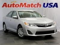 2012 Toyota Camry LE Classic Silver Metallic over Ash