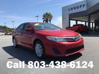 New Price! CARFAX One-Owner. Clean CARFAX. 2012 Toyota