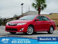 CARFAX One-Owner. Clean CARFAX. Barcelona Red Metallic