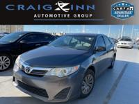 Tan. Recent Arrival! Gray 2012 Toyota Camry FWD 6-Speed