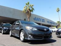Options:  2012 Toyota Camry 4Dr Sdn I4 Auto Se