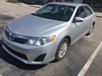 This 2012 Toyota Camry L is offered to you for sale by