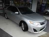 EPA 35 MPG Hwy/25 MPG City!, $2,300 below NADA Retail!