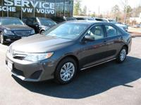 2012 TOYOTA CAMRY LE Our Location is: Auto Haus -