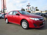 If you are looking for a 2012 Toyota Camry LE you need