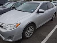Recent Arrival! 2012 Toyota Camry XLE Navigation,