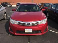 2012 Toyota Camry L In Barcelona Red Metallic *