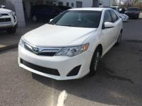 Recent Arrival! 2012 Toyota Camry LE 2.5L I4 SMPI DOHC