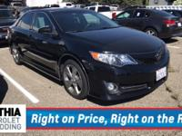SE trim. PRICED TO MOVE $600 below Kelley Blue Book!,