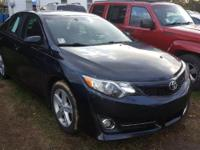 2012 Toyota Camry SE. Serving the Greencastle,