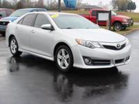 Priced below KBB Fair Purchase Price! This 2012 Toyota