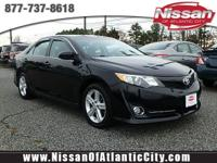Check out this 2012 Toyota Camry SE SPORT LIMITED. Its