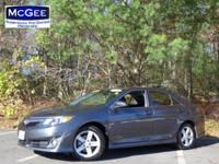 ======: 2012 Toyota Camry SE - McGee 136 Point